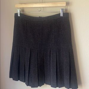 CHANEL Skirts - Chanel pleated mini skirt